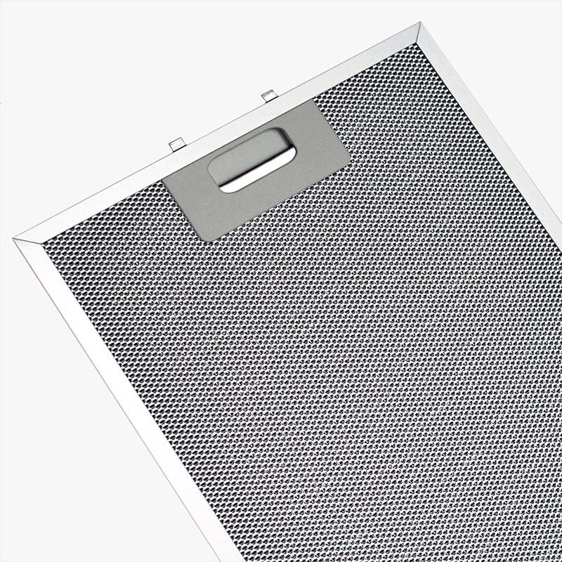 Fettfilter av aluminium som passar köksfläktar från Fjäråskupan.
