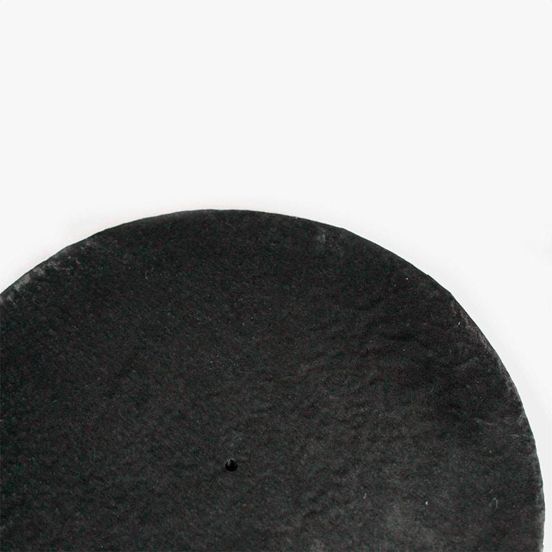 Runt kolfilter som passar äldre typ av köksfläkten Ikon från Fjäråskupan.