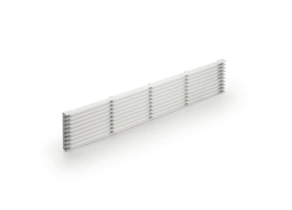 Sockelgaller, Aluminum (silver)